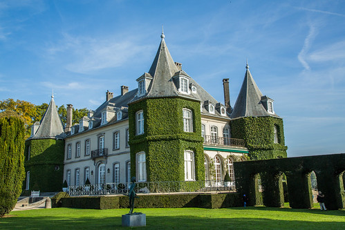Belgique - Le Château de La Hulpe (V1)