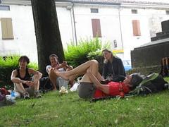Pausa ai giardinetti