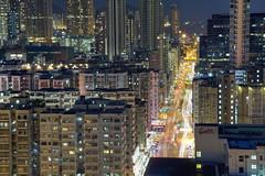 Urban Density ([~Bryan~]) Tags: street city urban building night hongkong kowloon density shumshuipo