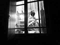 Halloween (Luana Moraess) Tags: castle halloween window horror