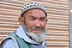 Kargil..... Five Street Portraits (pallab seth) Tags: portrait india festival happy town expression traditional religion culture streetphotography oldman celebration zanskar kashmir ladakh streetshot kargil commonpeople ladakhi strretphotography peoplesofindia kargildistrict idulzuha