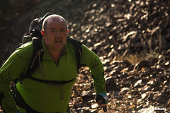 Primo allenamento (gambainspalla) Tags: mountain sport training trekking francis trail valley endurance montagna aorta quart disability allenamento inail valsainte disabilità desandré diversabilità gambainspalla