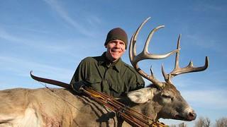 Kansas Trophy Whitetail Bow Hunt 30