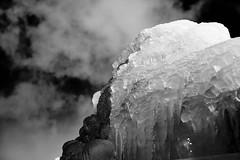 , Snow White ( | YELLOW Mao) Tags: people mountain snow ice landscape taiwan       nantou