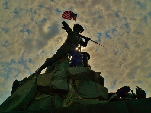 Berkorban demi kemerdekaan