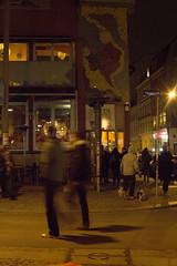 Dresden-Neustadt (Juliet Alpha November) Tags: street light night dark evening abend licht dresden moving darkness nacht jan move bewegung dunkel dunkelheit neustadt bewegen strase meifert alaunstrase