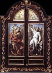Set of works of art to the Italian Baroque Annibale Carracci 1560-1609 - By Amgad Ellia 11 (Amgad Ellia) Tags: art set by italian works baroque amgad ellia annibale carracci 15601609