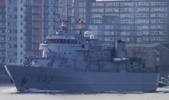 LNS Jotvingis N42 (2) @ Gallions Reach 24-11-14 (AJBC_1) Tags: uk england london boat ship unitedkingdom military navy vessel riverthames nato warship eastlondon gallionsreach northwoolwich newham n42 minelayer navalvessel londonboroughofnewham commandship snmcmg1 lithuaniannavy dlrblog lnsjotvingis ajc vidarclass