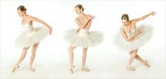 The Ballerina (TheWalkinMan) Tags: portrait ballet beauty collage studio nikon dancer grace perform elegant tutu balarina