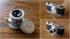 Petite Beauty (Bread & Circuses) Tags: leica vintage lens 50mm elmar f35 screwmount leitz 5cm