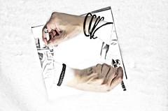 Crayola #44 (treehuggerdcg) Tags: grey nikon crayons lookingdown escher crayola selfie selectivecolour odc explored tmsh d7000