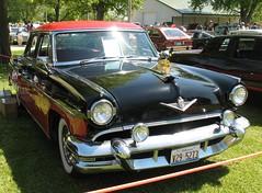 1954 Lincoln Capri (ilgunmkr - Thanks for 6,000,000+ Views) Tags: 1954 lincoln carshow 2014 sandwichillinois
