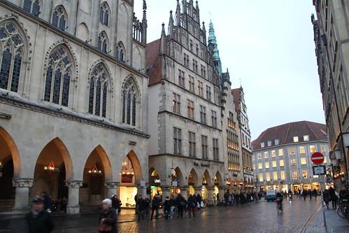 Münster am 15.12.2014