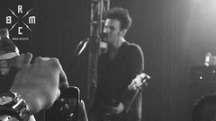18 (reaoubien) Tags: leica blackandwhite bw monochrome live rocknroll brmc photoworks stagephotography petehayes reaoubien
