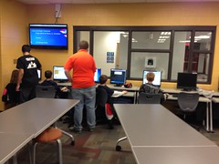 """2014 Hour of Code • <a style=""""font-size:0.8em;"""" href=""""http://www.flickr.com/photos/109120354@N07/15909138897/"""" target=""""_blank"""">View on Flickr</a>"""