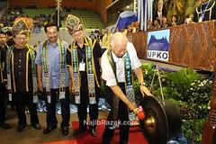 Lawatan PM Ke Sabah 15/11/2014 - 16/11/2014 (Najib Razak) Tags: sports prime united convention ke pm complex sabah minister perdana razak organisation launching 2014 najib menteri lawatan likas kadazandusun murut upko pasokmomogun