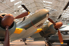 IMG_3651  Mitsubishi Dinah - World War 2 Reconnaissance Aircraft (SomeBlokeTakingPhotos) Tags: aircraft aviation touristattraction warbird raf cosford militaryaircraft aircraftmuseum royalairforce