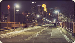 (SPP- Photography) Tags: city minnesota skyscraper downtown cityscape minneapolis twincities stonearchbridge millcitydistrict a6000 sonya6000