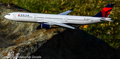 Delta Airlines Airbus A330-300 (Doctor Christopher) Tags: deltaairlines airbusa330 airbusa330300