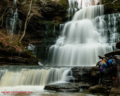 Machine Falls - Short Springs State Natural Area - Jan. 2015 (mikerhicks) Tags: winter usa landscape geotagged unitedstates hiking tennessee waterfalls tullahoma lakehills tennesseestateparks machinefalls shortspringsstatenaturalarea canon7dmkii geo:lon=8617925833 machinefallsbranch sigma18250mmf3563dcmacrooshsm geo:lat=3541289833