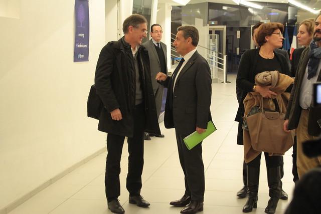 Rencontre avec Claude Leicher, Président de MG France