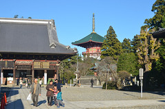 Narita-san (malinowy) Tags: winter japan 35mm temple nikon buddhist nippon nikkor zima narita naritasan honshu shingon japonia swiatynia malinowy d7000 shinshōji malinowynet
