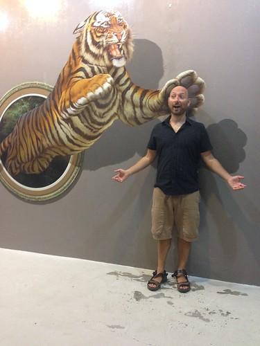 3D art gallery Chiang Mai