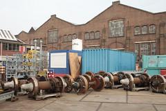 Werkplaats Haarlem, 20 september 2014 (Martin Geldermans; treinen, Züge, trains, vliegtu) Tags: haarlem 175 jaar spoorwegen werkplaats 175jaarspoorwegen