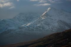 Crib Goch (Katherine Ross) Tags: uk cloud mountain snow wales nationalpark north snowdonia cribgoch plasybrenin lliwedd