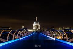 St Pauls (NeilllP) Tags: city london night photography photo landmark
