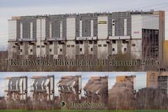 Kraftwerk Thierbach Kesselhaus 1