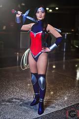 NYCC 2014 - Friday (Darc G) Tags: newyork female costume amazon cosplay wonderwoman convention dccomics justiceleague jacobjavits comiccon2014 nycc2014