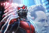 A Super-Suited Paul Rudd In Tiny New ANT-MAN Poster & Mag Cover