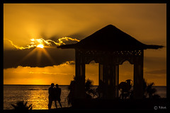 Family Sunset (FAM Martin Z) Tags: travel family sunset vacation clouds spain tenerife leisure canaries teneriffa happened dreamscape kanarischeinseln canarianislands