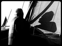 Find Holger....s skygge (Jaedde & Sis) Tags: hjarbæk sjægte sailing holger shadow 15challengeswinner flickrchallengewinner flickrchallengegroup sweep gamewinner pregamewinner