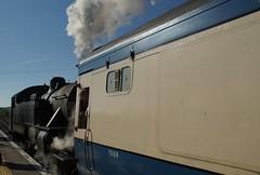 DSC07605 (Alexander Morley) Tags: ireland no 4 patrick railway class number railtour westport ncc society derby preservation wt lms croagh rpsi 264t