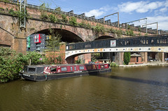 Welcome to Manchester City Centre (jason_hindle) Tags: manchester castlefield manchestershipcanal manchestercitycentre
