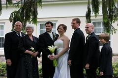 bride's family (brianficker) Tags: wedding usa pennsylvania pa newhope lambertville
