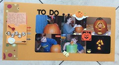 To do ... Steps for carving pumpkins. (mom2nick) Tags: load15