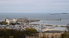 Boats in Gdynia (2) (Krzysztof D.) Tags: sea seaside poland polska polen gdynia morze skwerkociuszki pomorze pomorskie