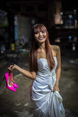 Out in Bangkok (furbs01 Thanks for 3,850,000 + views) Tags: model ally shoes naturallight while getto canon50mmf12 canon6d