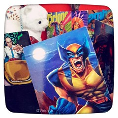 Asi tu cara cuando sabes que hoy se estrena #XMenApocalipsis 😼😊😄 Your face when you know today premiere #XMenApocalypse   #xmen #Wolverine #Xavier #Magneto #ciclope (Virideth) Tags: instagramapp square squareformat iphoneography uploaded:by=instagram comic movie wolverine lobezno kawaii cute