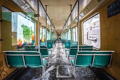 Metro Rotterdam (Steven Dijkshoorn) Tags: abandoned subway rotterdam metro decay abandon 010 urbain urbex rotjeknor abanded