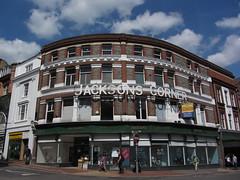 Jacksons Corner Reading (portemolitor) Tags: corner reading store former department jacksons jacksonscorner