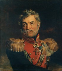 Portrait of Anton S. Chalikov, c. 1820 // by George Dawe (mike catalonian) Tags: portrait male painting russia military xixcentury 1820 1820s georgedawe 1812war
