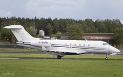 London Executive Aviation Challenger 300 G-KSFR (birrlad) Tags: private airplane airport taxi aircraft aviation airplanes jet international shannon passenger 300 departure takeoff runway challenger departing bombardier taxiway bizjet snn bd1001a10 cl30 gksfr