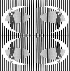 2016-05-20 symmetrical moonlight serenade (april-mo) Tags: art lines collage mirror stripes digitalart symmetry flip symmetrical moonlight flipping collagecrazy experimentaltechnique