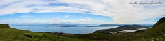 View from the Storr (Colette_Courgette) Tags: ocean blue sunset sea sky panorama west skye forest canon landscape island grey coast scotland waterfall highlands day harbour ridge fairy pools oban loch magical isle cuillin storr cuilin 700d