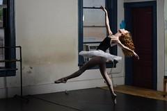 The Fall (priceisright2293) Tags: portrait ballet beautiful dance model ballerina shoes dancer tights pointe tutu strobist