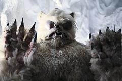 Wampa closeup (Tom Simpson) Tags: starwars cave lukeskywalker behindthescenes hoth wampa theempirestrikesback